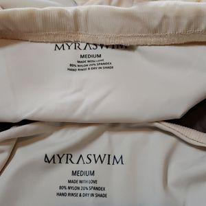 Myra Swim Swim - MYRA SWIM ribbed bikini